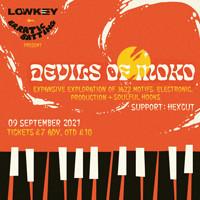 EB/LK: Devils Of Moko + Hexcut at Jam Jar in Bristol