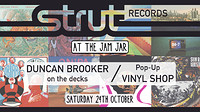 Strut Records at Jam Jar in Bristol