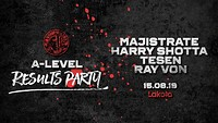 A- Level Results Party: Majistrate & more (18+) at Lakota in Bristol
