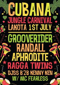 Cubana - Jungle Carnival  at Lakota in Bristol