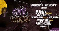 DJ Guv and Friends UK Launch at Lakota in Bristol