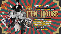 Lakota Presents: The Fun House! at Lakota in Bristol
