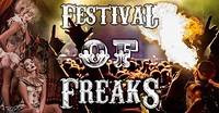 The Festival of Freaks at Lakota in Bristol