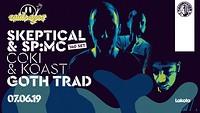 Wide Eyes: Skeptical (140 Set) / Coki / Goth Trad at Lakota in Bristol