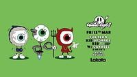 Wide Eyes: Sub Zero B2B Upgrade B2B T>I / Lazcru at Lakota in Bristol