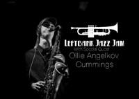 Leftbank Jazz Jam Feat. Ollie Angelkov Cummings at LEFTBANK in Bristol