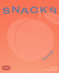 Snacks 02 at Location to be revealed in Bristol