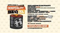 Hospitality Bristol BBQ XL at Motion in Bristol