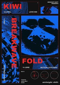 Lock Yard x Midnight Shift Presents Fold  at Motion in Bristol