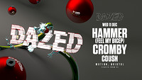 Motion Christmas Carnival: Hammer, Cromby, Cousn at Motion in Bristol