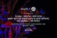 Shapes & Boogie Nights  at Motion in Bristol