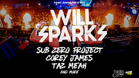 Will Sparks, Sub Zero Project, Corey James & more! at Motion in Bristol
