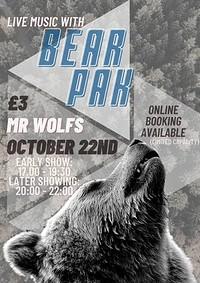 Bear Pak at Mr Wolfs in Bristol
