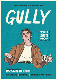 Gully + Evangline at Mr Wolfs in Bristol
