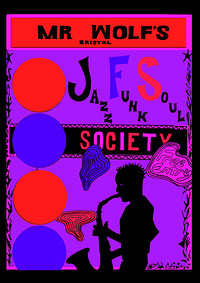 JFS Seated Jam at Mr Wolfs in Bristol