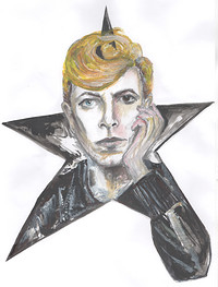 SongSmith presents The Genius of David Bowie at Mr Wolfs in Bristol