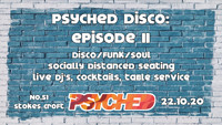 Psyched Disco: Episode II at No. 51s in Bristol