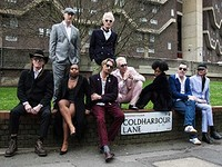 Alabama 3 - Exile on Coldharbour Lane at O2 Academy in Bristol