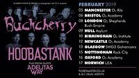 Buckcherry & Hoobastank at O2 Academy in Bristol