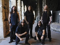 Testament: The Bay Strikes Back Tour at O2 Academy in Bristol