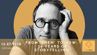 From 'Them' to Now by Jon Ronson at Online in Bristol
