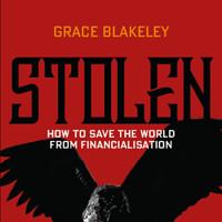 Stolen w/ Grace Blakeley// Bristol Launch at PRSC in Bristol