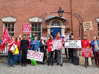 The Strategy and Tactics of a Direct Action at PRSC in Bristol