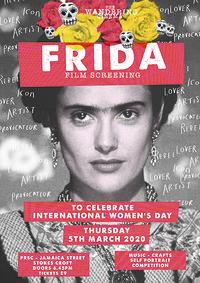 The Wandering Cinema presents Frida at PRSC in Bristol