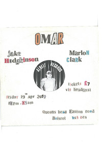 Albeit Records ± Night Series w/ Omar at Queens Head Easton in Bristol