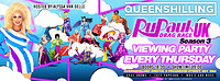 Drag race uk viewing party: episode 5 at Queenshilling in Bristol