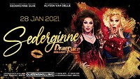 Rupaul's Drag Race Holland - Sederginne Quik at Queenshilling in Bristol