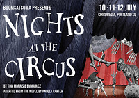 Nights At The Circus at Redgrave Theatre in Bristol