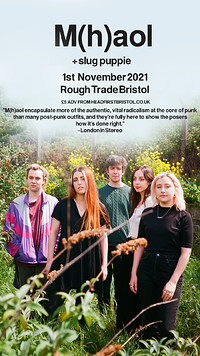 M(h)aol  at Rough Trade Bristol in Bristol