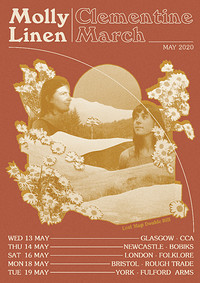 Molly Linen + Clementine March at Rough Trade Bristol in Bristol