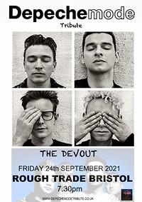 The Devout -A Depeche Mode Tribute at Rough Trade Bristol in Bristol