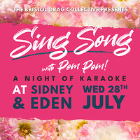 Sing Song with Pom Pom! at Sidney & Eden in Bristol