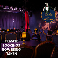 House Magicians Comedy & Magic Show - Christmas at Smoke & Mirrors in Bristol