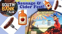 SouthBank Sausage & Cider Festival! at Southbank in Bristol