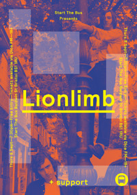 LionLimb + Support TBA at Start The Bus in Bristol