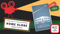 Home Alone Film Screening at Stokes Croft Beer Garden in Bristol