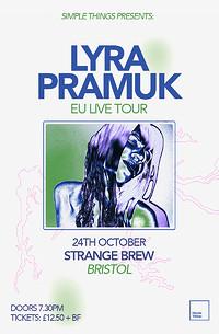 Simple Things presents: Lyra Pramuk  at Strange Brew in Bristol