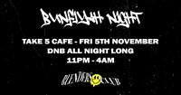 Blenders Club Presents: Bunfiyah Night at Take Five Cafe in Bristol