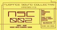 NSC // 002 // Take 5 Cafe at Take Five Cafe in Bristol