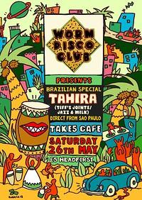 Worm Disco Club Presents: DJ Tahira at Take5 Cafe in Bristol