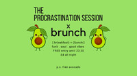 Procrastination Sessions x Brunch Bristol  at TBC in Bristol