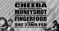 Cheeba AV Turntablist Showcase / Moneyshot / Finge at The Attic Bar in Bristol