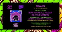 """NGAIO """"We Fly: The Remixes"""" Launch Party at The Attic Bar in Bristol"""