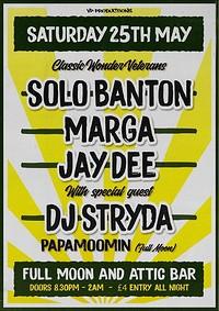 Solo Banton presents: VOCAL & VERSION at The Attic Bar in Bristol