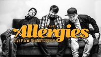 The Allergies & Andy Cooper (P.A) at The Attic Bar in Bristol
