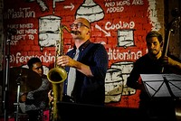 Joe Northwood Plays Coltrane at The Be-bop Club in Bristol